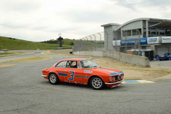 Bill Ockerlund - 1971 Alfa Romeo GTV in Group 6 at the 2017 HMSA Spring Club Event - Mazda Raceway Laguna Seca