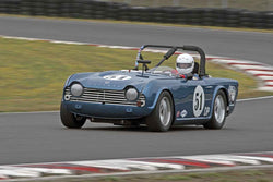 Jeff Quick - 1967 Triumph TR4 in Group 1 at the 2016 SOVREN Columbia River Classic - Portland International Raceway