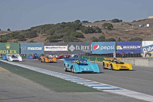 000 in Group 7A  at the 2016 Rolex Monterey Motorsport Reunion - Mazda Raceway Laguna Seca