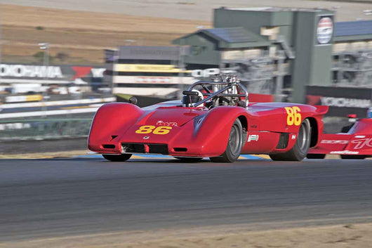 Ian Wood - 1970 McLaren M12 in Group 7 -  at the 2016 Charity Challenge - Sonoma Raceway