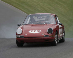 Richard Spritz with 1967 Porsche 912 in Group 2 at the 2015 Sommet des LÌÄå_ÌÄåÌÄå_ÌÄå__gendes at Mt Tremblant