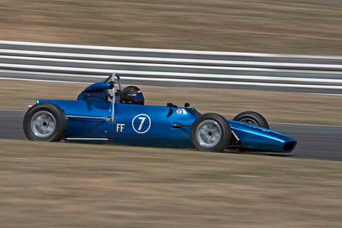 Ron Hornig - Van Diemen CFF in Group 2 at the 2017 SVRA Portland Vintage Racing Festivalrun at Portland International Raceway