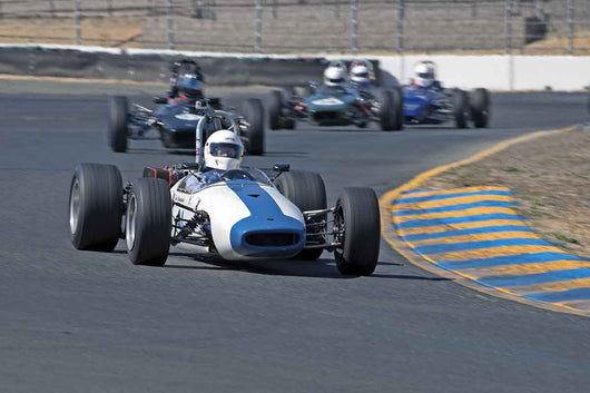Tom Schnurbusch - 1967 Brabham BT-21B in Group 6 -  at the 2016 Charity Challenge - Sonoma Raceway