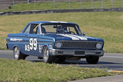 Jonathan Long - 1964 Ford Falcon Sprint in Group 3 at the 2017 CSRG David Love Memorial - Sears Point Raceway