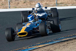 Jim Catchot - 1968 Chevron B10 in Group 6B - Formula B at the 2017 CSRG Charity Challenge run at Sonoma Raceway