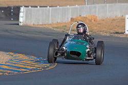 Jim Smith - 1959 Formula Jr BMC in Group 4&5 - Small Displacement Sports Racing Cars through 1967 & Formula Junior & Formula Vee open wheel cars at the 2017 CSRG Charity Challenge run at Sonoma Raceway