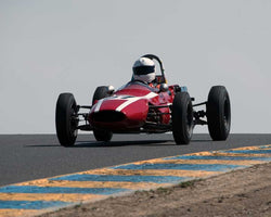 Jeffrey Rothman with 1962 Cooper T59 in Group 5 - at the 2016 CSRG David Love Memorial - Sears Point Raceway
