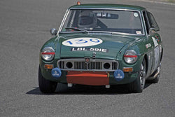 Michael Zbarsky - 1967 MGB GT Works Sebring in Group 1B/2A at the 2017 SOVREN Pacific Northwest Historicsrun at Pacific Raceways