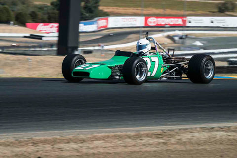 Locke de Bretteville - 1969 Palliser-Winkelmann WDB2 in Group 6B - Formula B at the 2017 CSRG Charity Challenge run at Sonoma Raceway