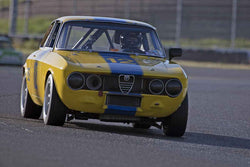 Don Forrester - 1969 Alfa Romeo GTV in Group 2 at the 2017 CSRG David Love Memorial - Sears Point Raceway