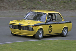 Laurie Lyford - 1969 BMW 2002 in Group 2 at the 2017 SOVREN Spring Sprints run at Pacific Raceways