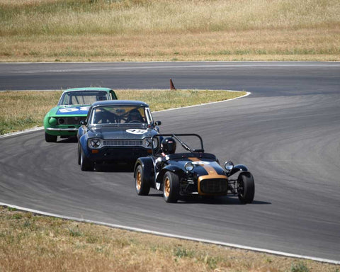 Groups 3 & 8 Field at the 2015 CSRG Thunderhill Rolling Thunder at Thunderhill Raceway