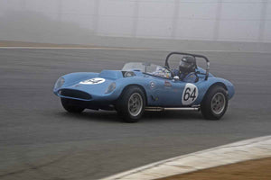 Bob Hardison - 1958 Echidna Special in Group 2A  at the 2016 Rolex Monterey Motorsport Reunion - Mazda Raceway Laguna Seca