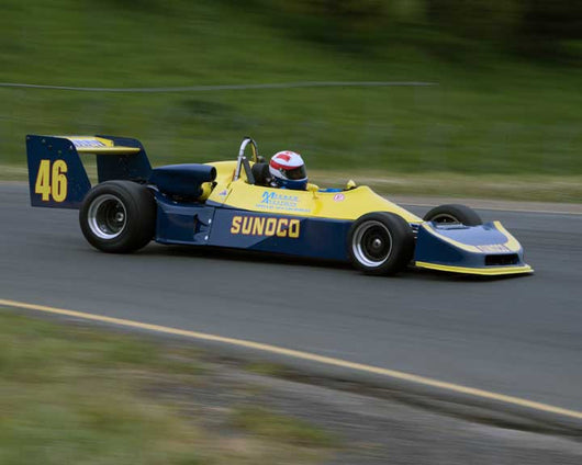Cal Meeker with 1979 Ralt RT1 in Group 7  at the 2016 CSRG David Love Memorial - Sears Point Raceway