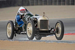 Richard Jeffery - 1937 Triumph Special 9 in Group 1A - Pre 1940 Sports Racing & Touring Cars at the 2017 Rolex Monterey Motorsport Reunion run at Mazda Raceway Laguna Seca