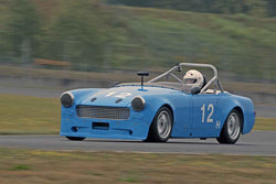 Bob Walker - 1967 MG Midget in Group 1 at the 2016 SOVREN Columbia River Classic - Portland International Raceway