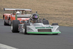 Robert Fisher - 1979 March 79 FA in Group 7 -  at the 2016 Charity Challenge - Sonoma Raceway