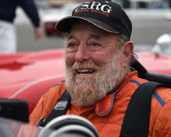 Tom Morgan with 1956 Morgan 4 in Group 2 - at the 2016 CSRG David Love Memorial - Sears Point Raceway