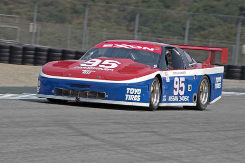 Philip Mendelovitz - 1989 Nissan 240sx in Group 5B  at the 2016 Rolex Monterey Motorsport Reunion - Mazda Raceway Laguna Seca