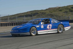 Howard Matloff - 1993 Riggins Oldsmobile IMSA GTO in 1973-1984 SCCA Production GT Cars - Group B at the 2017 SCRAMP Spring Classic run at Mazda Raceway Laguna Seca