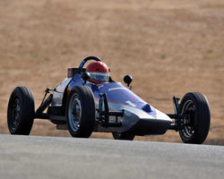Don Pepperdene with 1978 Slick FV in  Group 5 at the 2015 Season Finale at Thunderhill Raceway