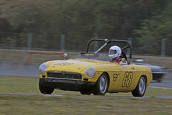 Steve Poole - 1969 MG B in Group 1 at the 2016 SOVREN Columbia River Classic - Portland International Raceway