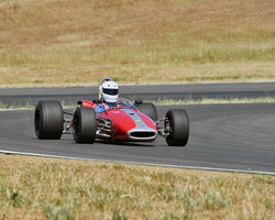 Dean Meiling driving his 1967 Brabham BT21 in Group 6/7 at the 2015 CSRG Thunderhill Rolling Thunder at Thunderhill Raceway