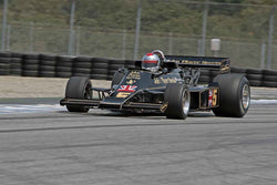 Chris Locke - 1976 Lotus 77 in Group 7B  at the 2016 Rolex Monterey Motorsport Reunion - Mazda Raceway Laguna Seca