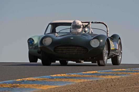 Kevin Adair - 1955 Elva Mark 1 in Group 1 -  at the 2016 Charity Challenge - Sonoma Raceway