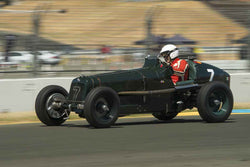 Paddins Dowling - 1934 ERA R2A in Pre-41 Sports & Touring/1925-41 Racing Cars - Group 1 at the 2017 SVRA Sonoma Historic Motorsports Festivalrun at Sonoma Raceway