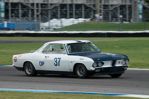 Michael Leveque - 1966 Yenko Stinger - Group 3 at the 2017 Brickyard Vintage Racing Invitationalrun at Indianapolis Motor Speedway