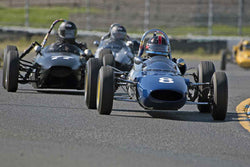 Phillip Ribbs - 1963 Lotus 27 F-Jr in Group 5 at the 2017 CSRG David Love Memorial - Sears Point Raceway