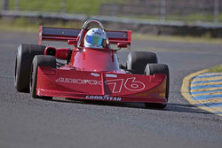 Jack Woodruff - 1976 March 76B in Group 7 at the 2017 CSRG David Love Memorial - Sears Point Raceway