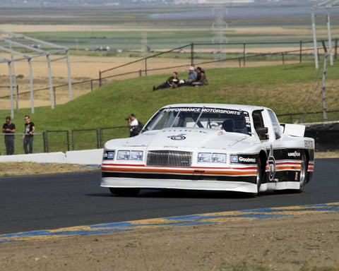 Mike Mcnamee with 1985 Buick Somerset in Group 13 - 1982-1991 Historic IMSA GTO/SCCA Trans-Am at the 2015 Sonoma Historic Motorsports Festival at Sonoma Raceway