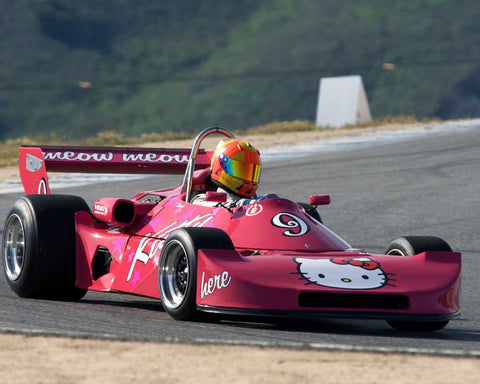 Tom Minnich driving his Ralt RT1 in Group 2 at the 2015 HMSA Spring Club Event at Mazda Raceway Laguna Seca