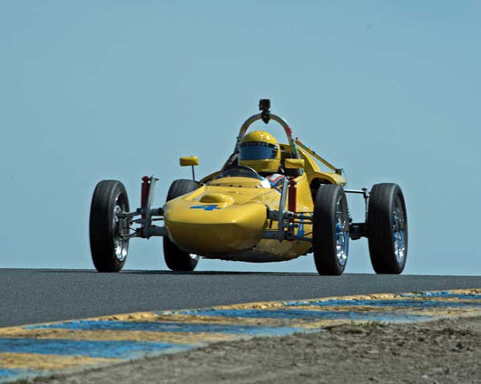 Jay McEnroe with 1967 Beach Mk 5C FV in Group 5 - at the 2016 CSRG David Love Memorial - Sears Point Raceway