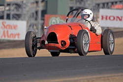 Don Martine - 1952 Bell Special in Group 1 - 1959-65 Sports Racing Cars at the 2017 CSRG Charity Challenge run at Sonoma Raceway