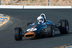 Dave Sweeney - 1965 Brabham BT-14 in Group 6B - Formula B at the 2017 CSRG Charity Challenge run at Sonoma Raceway