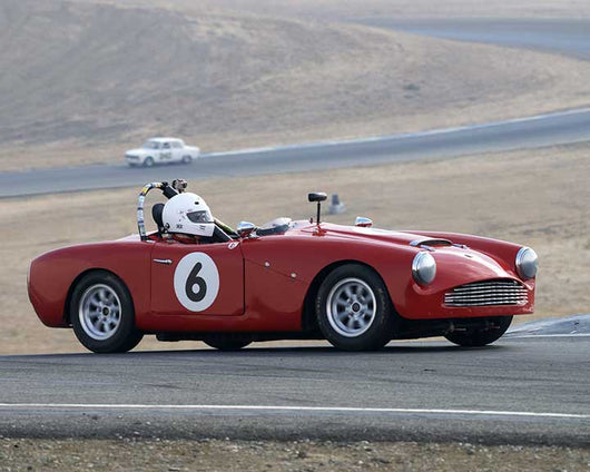 Karl Krause with 1965 Turner MkIII Speciale in  Group 2 at the 2015 Season Finale at Thunderhill Raceway