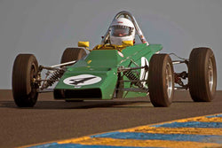 Brian Iriks - 1970 Hawke DL2A in Group 6 - Formula Ford