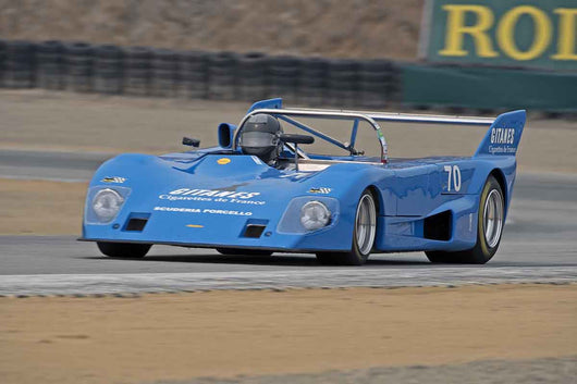 070 in Group 6A  at the 2016 Rolex Monterey Motorsport Reunion - Mazda Raceway Laguna Seca