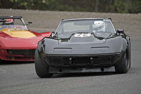 Dave Edelstein - 1969 Chevrolet Corvette in Group 3 at the 2017 SOVREN Spring Sprints run at Pacific Raceways