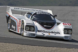 Wade Carter - 1984 Porsche 962 in 1983-2007 WSC-LMP & 1966-1972 Can-Am/Group F at the 2017 SCRAMP Spring Classic run at Mazda Raceway Laguna Seca