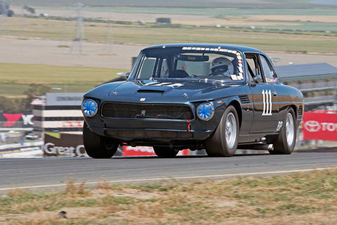 Pete Whitehead with 1964 Iso Rivolta GT in Group 6 -  at the 2016 SVRA Sonoma Historics - Sears Point Raceway