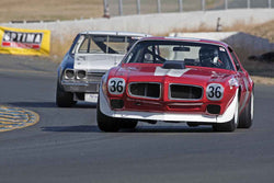 Mark Mountanos - 1971 Pontiac Firebird in 1963-72 Grand National Stock Cars - Group 5 at the 2017 SVRA Sonoma Historic Motorsports Festivalrun at Sonoma Raceway