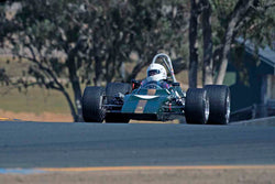 Bruce Leeson - 1969 Lotus 69 in Group 6B - Formula B at the 2017 CSRG Charity Challenge run at Sonoma Raceway