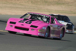 Walter Brown Jr - 1988 Chevrolet Camaro in 1982-91 Historic IMSA GTO/SCCA Trans Am Cars and Stock Cars - Group 13 at the 2017 SVRA Sonoma Historic Motorsports Festivalrun at Sonoma Raceway
