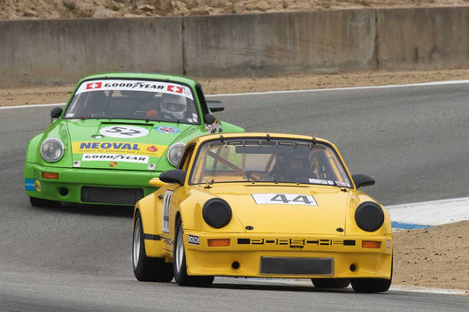 Ernie Spada Jr. - 1977 Porsche 911-IROC in Group 4A  at the 2016 Rolex Monterey Motorsport Reunion - Mazda Raceway Laguna Seca