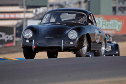 Marc Hugo - 1956 Porsche 356 A in Group 1 - 1959-65 Sports Racing Cars at the 2017 CSRG Charity Challenge run at Sonoma Raceway