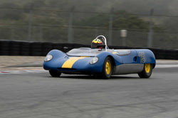 Michael Callaham with 1964 Lotus 23B in Group 3 -  at the 2016 HMSA LSR II - Mazda Raceway Laguna Seca